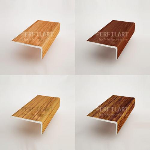 Molduras para pisos perfiles para pisos - Zocalos de madera para pared ...